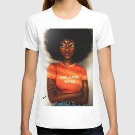 Melanin Mami T-shirt