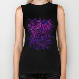 Poison Berries Biker Tank