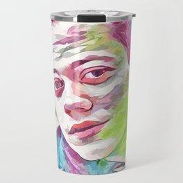 Bill Skarsgard (Creative Illustration Art) Travel Mug