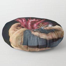Ritorno alla vita. Floor Pillow