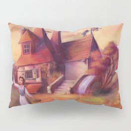 A Peculiar Girl Pillow Sham
