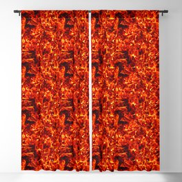 Fire for decorative products Blackout Curtain