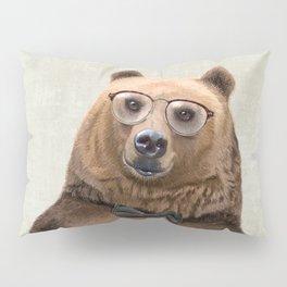 Mr Bear Pillow Sham