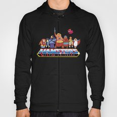 Hamsters Of The Universe Hoody