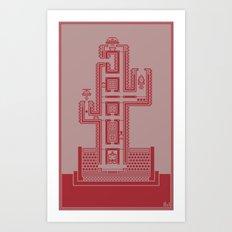 Planticular Robotic 2.0 Art Print