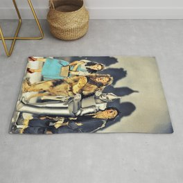 The Cast Rug