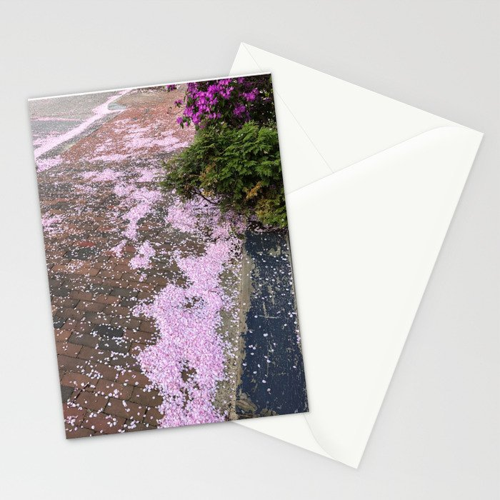 Spring in the West End (2) Stationery Cards