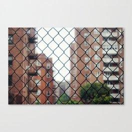 Seeing Through New York City Canvas Print