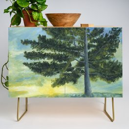 Let It Be by Teresa Thompson Credenza