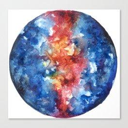 Exo Galaxy Canvas Print