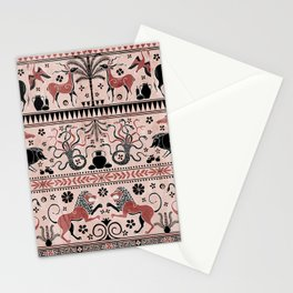 Greek Mythical Beasts Stationery Cards