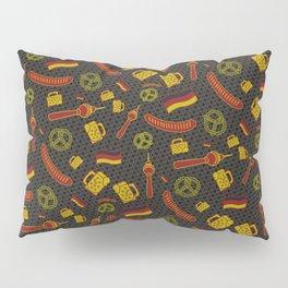 German Pattern Pillow Sham