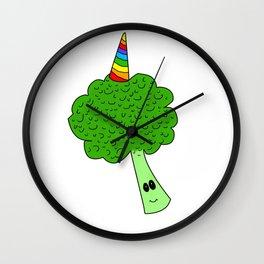 BroccoliCorn Wall Clock