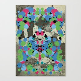 WarGames Canvas Print