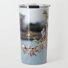 Sakura Matsuri Travel Mug