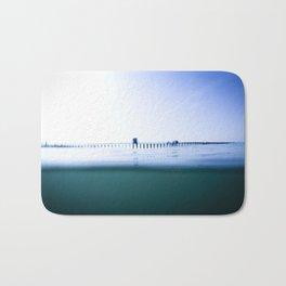 The Oceanside Pier Bath Mat