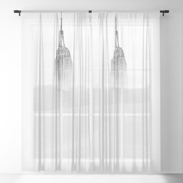 Building Sheer Curtain