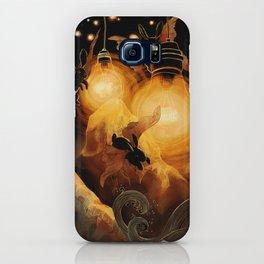 Bunny Moths iPhone Case