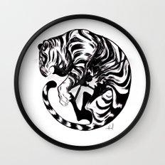 Tiger Day 2014 Wall Clock