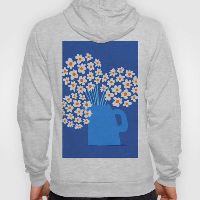 Abstraction_FLORAL_Blossom_001 Hoody