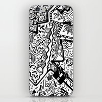 memphis iPhone & iPod Skins featuring Memphis by Andrea Cincotta