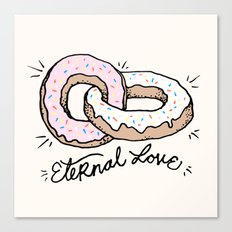 ETERNAL LOVE Canvas Print