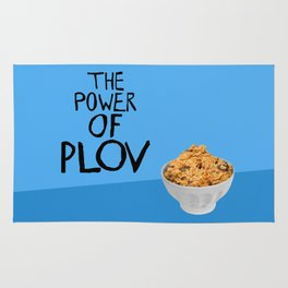 THE POWER OF PLOV Rug