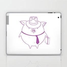 piggy 01 Laptop & iPad Skin