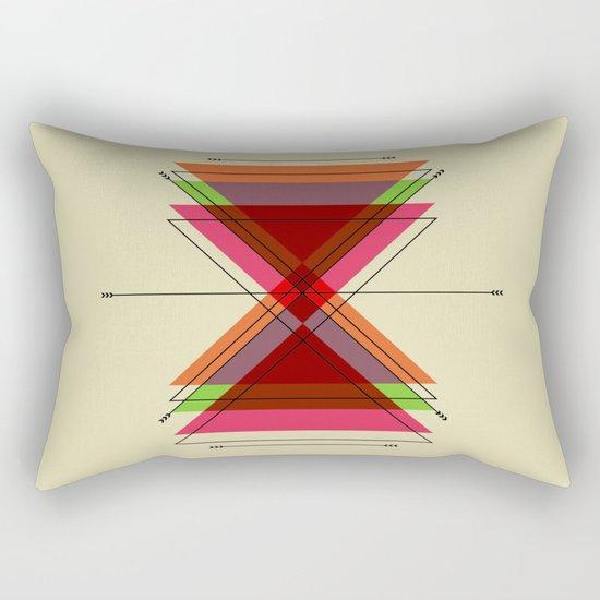 ISOMETRIC MINIMAL Rectangular Pillow