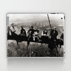 Captains atop a Skyscraper Laptop & iPad Skin
