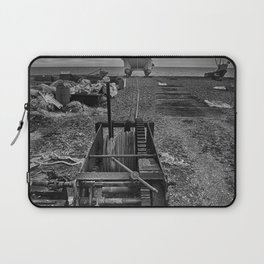 Winched Fishing Boats Laptop Sleeve