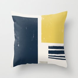Scandi Throw Pillow