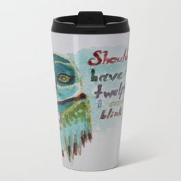 owl coffee Travel Mug