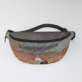 Tracing your Steps Fanny Pack