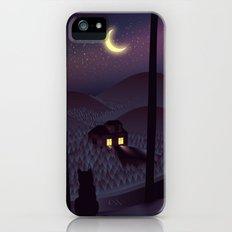 Silent Watcher iPhone (5, 5s) Slim Case
