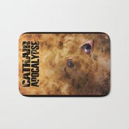 Cathair Apocalypse Book 1 Cover Bath Mat