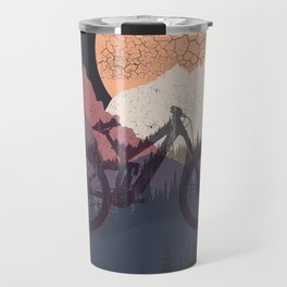 Downhill Travel Mug