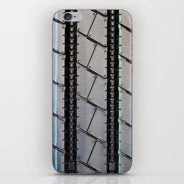 Tread pattern truck tire iPhone Skin