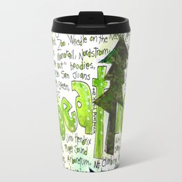Seattle Travel Mug