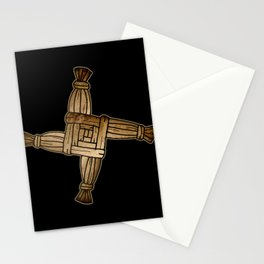 Saint Brigid's Cross Stationery Cards