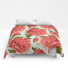 A Splash of Peony, A Dash of Color Comforters