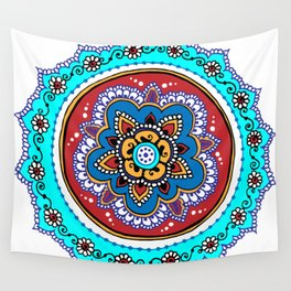 Isfahanapalooza Wall Tapestry
