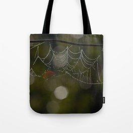 Web Art Tote Bag