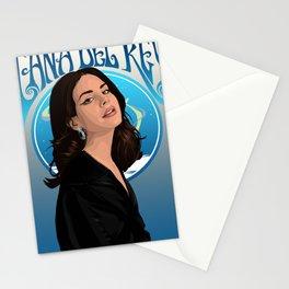 Lana Del Ray Stationery Cards