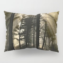Woodland Sunrise Pillow Sham
