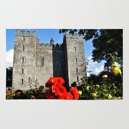 Bunratty Roses Rug