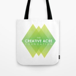 Creative Acre Foundation (CAF) Support Tote Bag
