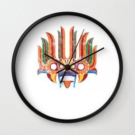 Sri Lanka Country Culture Sri Lankan Cultural Festival Mask Wall Clock