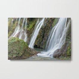 Marmore waterfall, Umbria, Italy Metal Print