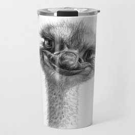 Hello-you ostrich sk130 Travel Mug